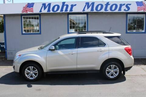 2013 Chevrolet Equinox for sale at Mohr Motors in Salem OR