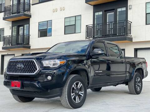2018 Toyota Tacoma for sale at Avanesyan Motors in Orem UT