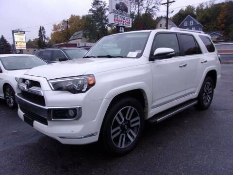2016 Toyota 4Runner for sale at Top Line Import of Methuen in Methuen MA