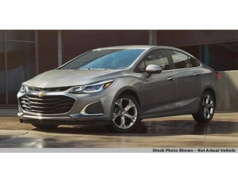 2019 Chevrolet Cruze for sale at Jeff Drennen GM Superstore in Zanesville OH