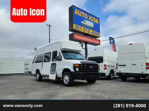 2011 Ford E-Series Cargo for sale at Auto Icon in Houston TX