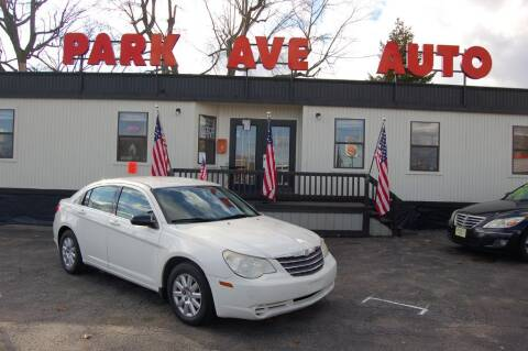 2010 Chrysler Sebring for sale at Park Ave Auto Inc. in Worcester MA
