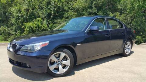 2005 BMW 5 Series for sale at Houston Auto Preowned in Houston TX