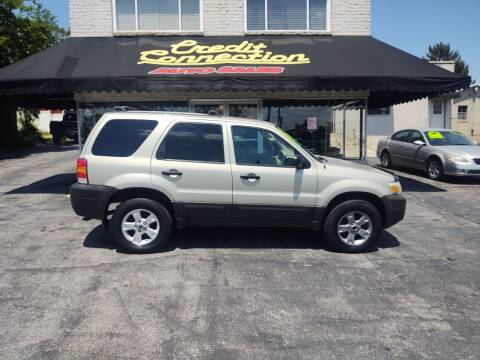 2005 Ford Escape for sale at Credit Connection Auto Sales Inc. YORK in York PA