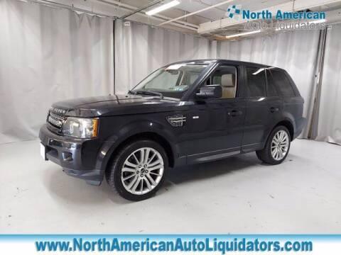 2012 Land Rover Range Rover Sport for sale at North American Auto Liquidators in Essington PA