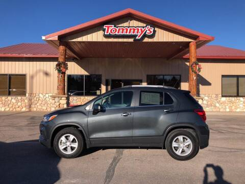 2017 Chevrolet Trax for sale at Tommy's Car Lot in Chadron NE