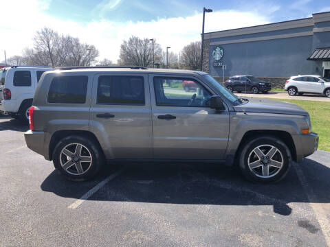 2008 Jeep Patriot for sale at McNamara Auto Sales - Kenneth Road Lot in York PA
