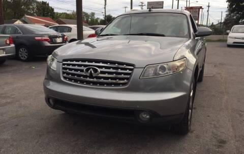 2004 Infiniti FX45 for sale at Limited Auto Sales Inc. in Nashville TN