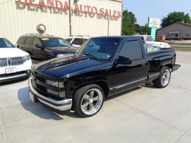 1996 Chevrolet C/K 1500 Series for sale at De Anda Auto Sales in Storm Lake IA