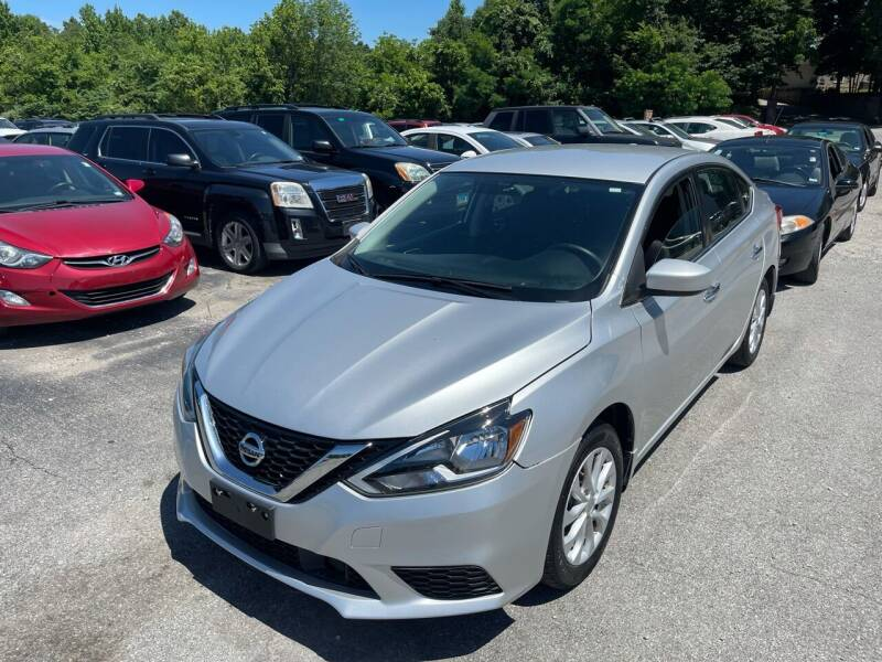 2018 Nissan Sentra for sale at Best Buy Auto Sales in Murphysboro IL