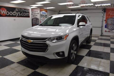 2020 Chevrolet Traverse for sale at WOODY'S AUTOMOTIVE GROUP in Chillicothe MO