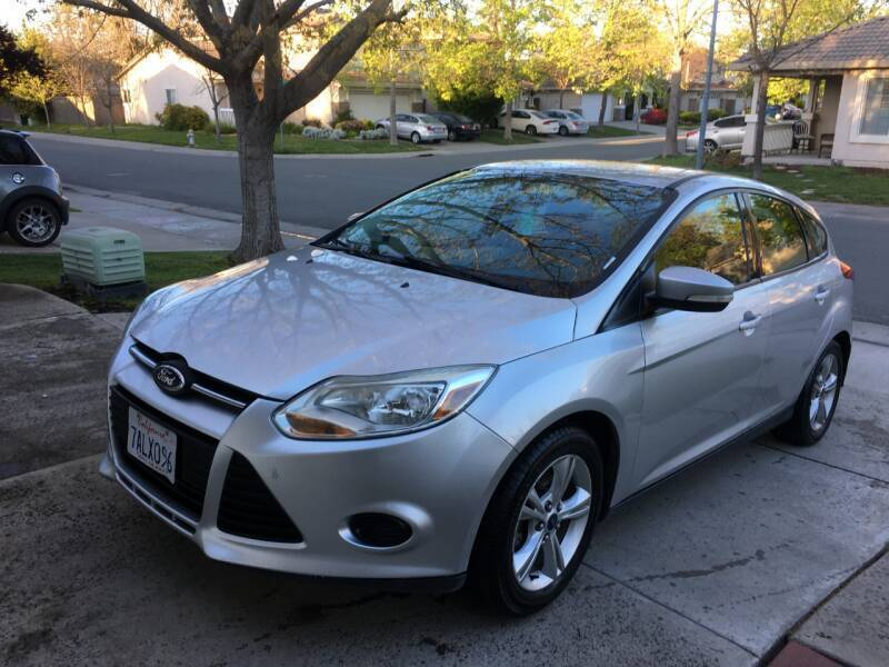 2013 Ford Focus for sale at Sama Auto Sales in Sacramento CA