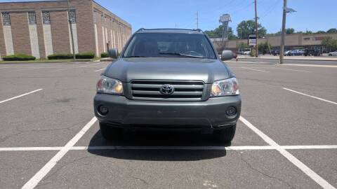 2007 Toyota Highlander for sale at Shah Motors LLC in Paterson NJ