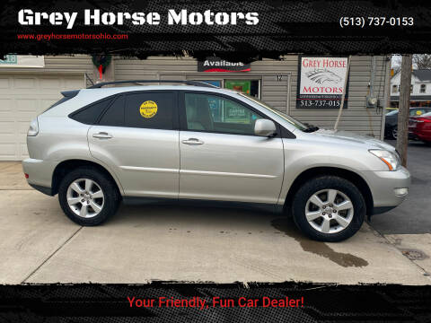 2007 Lexus RX 350 for sale at Grey Horse Motors in Hamilton OH
