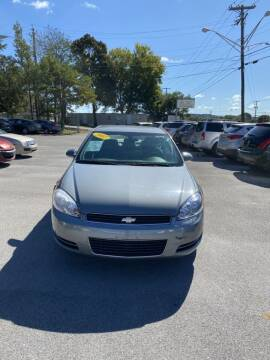 2007 Chevrolet Impala for sale at Elite Motors in Knoxville TN