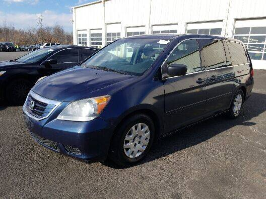 2010 Honda Odyssey for sale at Franklyn Auto Sales in Cohoes NY