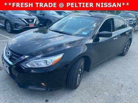 2018 Nissan Altima for sale at TEX TYLER Autos Cars Trucks SUV Sales in Tyler TX