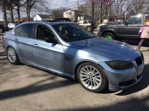 2009 BMW 3 Series for sale at Antique Motors in Plymouth IN