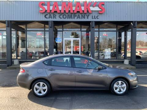 2016 Dodge Dart for sale at Siamak's Car Company llc in Salem OR