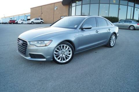 2014 Audi A6 for sale at Next Ride Motors in Nashville TN