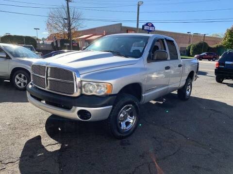 2004 Dodge Ram Pickup 1500 for sale at 103 Auto Sales in Bloomfield NJ