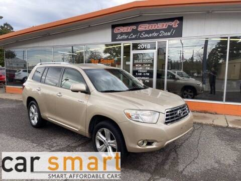 2009 Toyota Highlander for sale at Car Smart in Wausau WI
