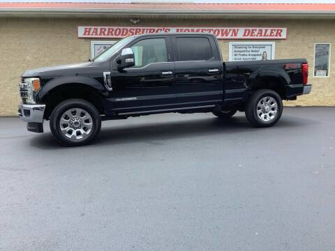 2017 Ford F-250 Super Duty for sale at Auto Martt, LLC in Harrodsburg KY