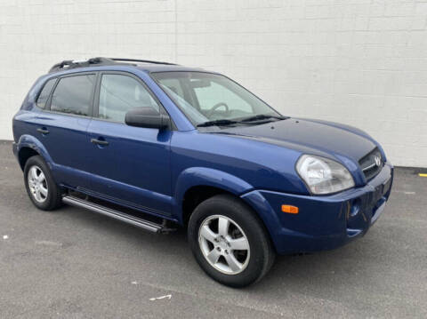 2008 Hyundai Tucson for sale at Philadelphia Public Auto Auction in Philadelphia PA