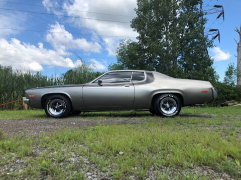 1974 Plymouth Roadrunner for sale at Online Auto Connection in West Seneca NY