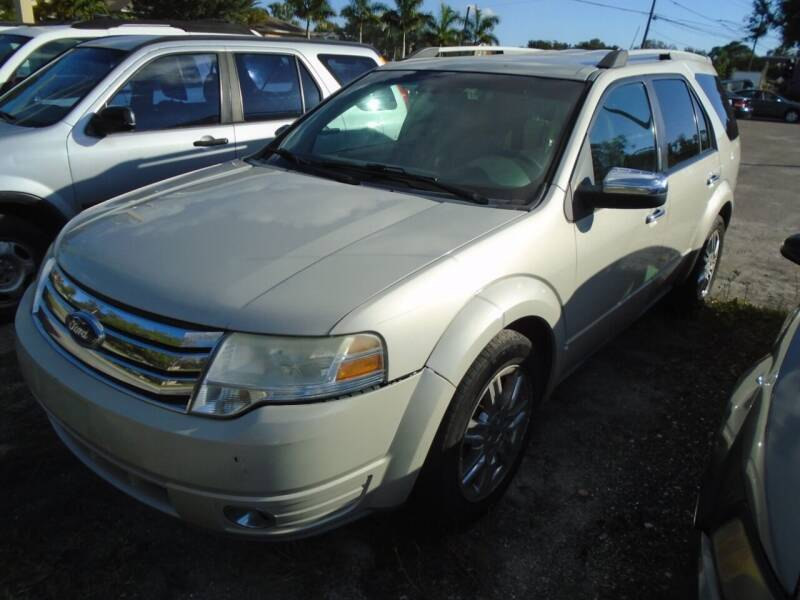 2008 Ford Taurus X for sale at Bargain Auto Mart Inc. in Kenneth City FL