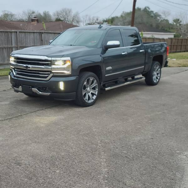 2018 Chevrolet Silverado 1500 for sale at MOTORSPORTS IMPORTS in Houston TX