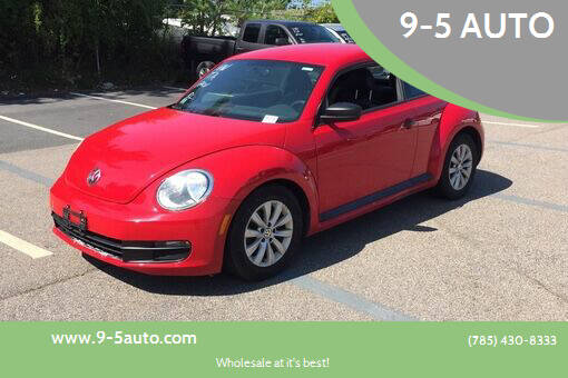 2015 Volkswagen Beetle for sale at 9-5 AUTO in Topeka KS