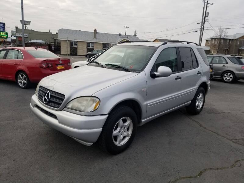2000 Mercedes-Benz M-Class for sale at Cool Cars LLC in Spokane WA