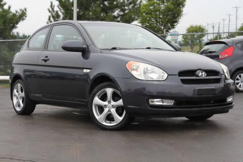 2007 Hyundai Accent for sale at Dan Paroby Auto Sales in Scranton PA