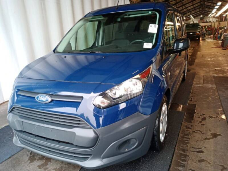 2017 Ford Transit Connect Wagon for sale at Northwest Van Sales in Portland OR