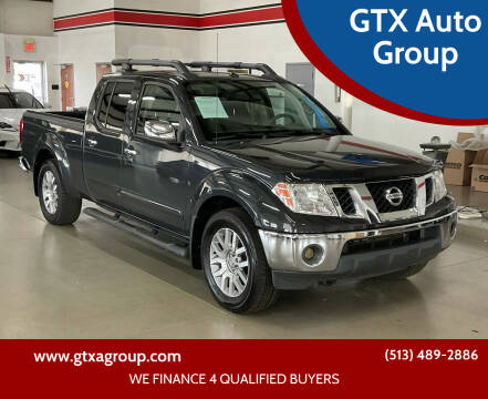 2012 Nissan Frontier for sale at UNCARRO in West Chester OH
