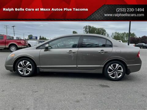 2008 Honda Civic for sale at Ralph Sells Cars at Maxx Autos Plus Tacoma in Tacoma WA