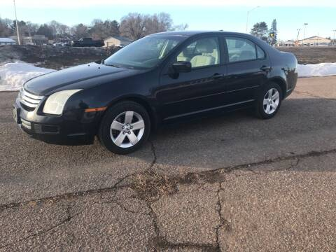 2009 Ford Fusion for sale at BLAESER AUTO LLC in Chippewa Falls WI
