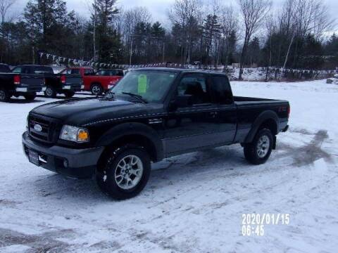 2007 Ford Ranger for sale at Hart's Classics Inc in Oxford ME