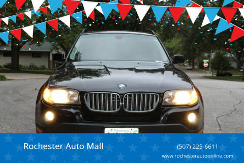 2008 BMW X3 for sale at Rochester Auto Mall in Rochester MN
