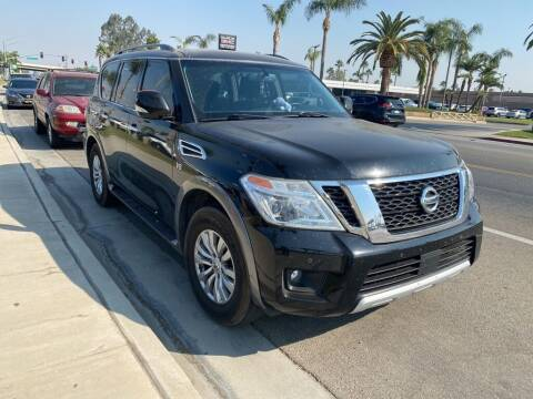 2017 Nissan Armada for sale at Nissan of Bakersfield in Bakersfield CA