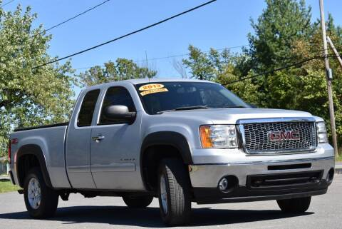 2013 GMC Sierra 1500 for sale at GREENPORT AUTO in Hudson NY