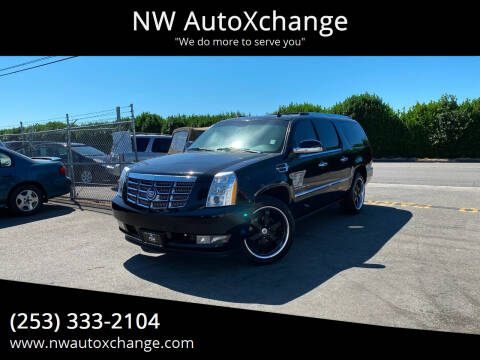 2010 Cadillac Escalade ESV for sale at NW AutoXchange in Auburn WA