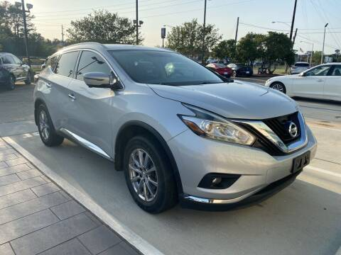2015 Nissan Murano for sale at JOE BULLARD USED CARS in Mobile AL