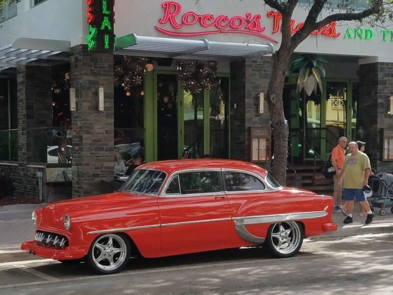 1954 Chevrolet Bel Air for sale in Pompano Beach, FL