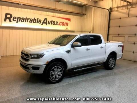 2020 Ford Ranger for sale at Ken's Auto in Strasburg ND