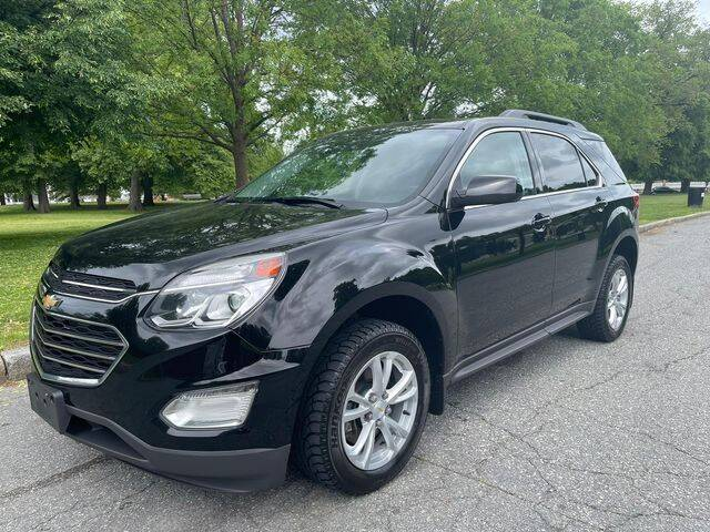 2016 Chevrolet Equinox for sale at NEW ENGLAND AUTO MALL in Lowell MA