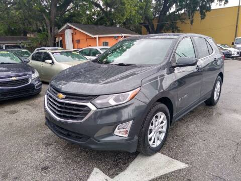 2018 Chevrolet Equinox for sale at Gold Motors Auto Group Inc in Tampa FL