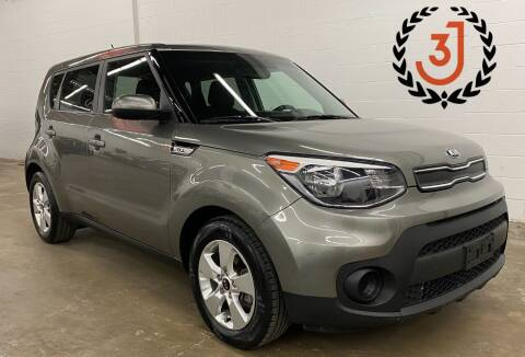 2019 Kia Soul for sale at 3 J Auto Sales Inc in Arlington Heights IL