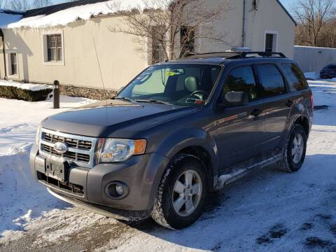2011 Ford Escape for sale at Wallet Wise Wheels in Montgomery NY